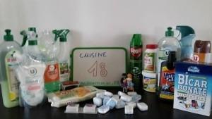 Fabriquer ses produits d'entretien cuisine