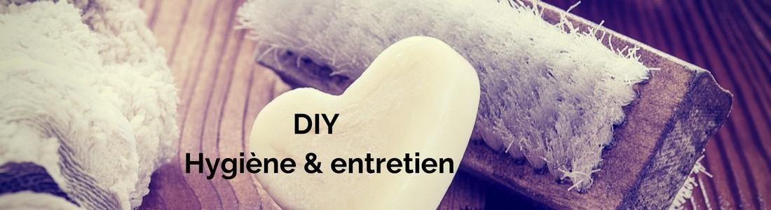 Fabriquer ses produits d'hygiène et d'entretien