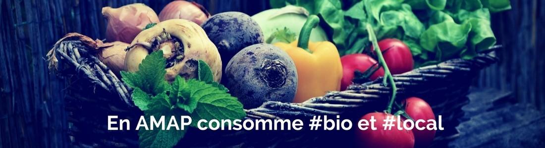 En AMAP consomme #bio et #local