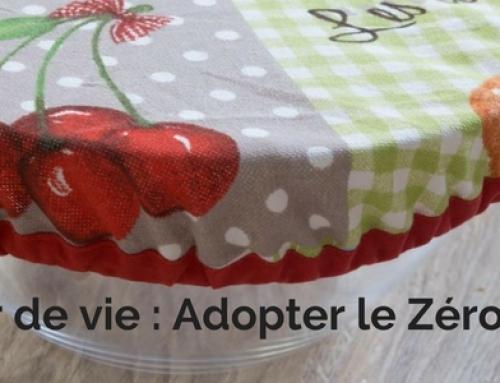Changer de vie : adopter le zéro déchet