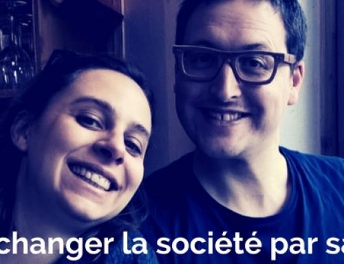 Leslie et Clément, faire évoluer la société par sa consommation