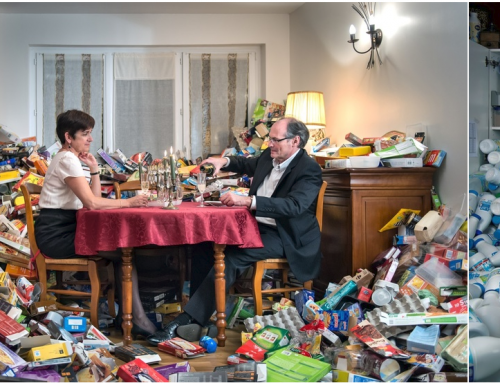 Antoine Repessé utilise la photo pour dénoncer notre consommation et nos déchets