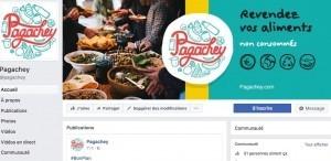 Codes Promo Pagachey sur Facebook