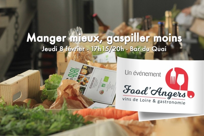 Food'Angers Mangers mieux, gaspiller moins