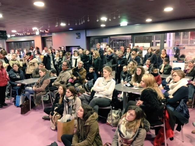 Merci au public qui a été très nombreux pour cet événement Food'Angers