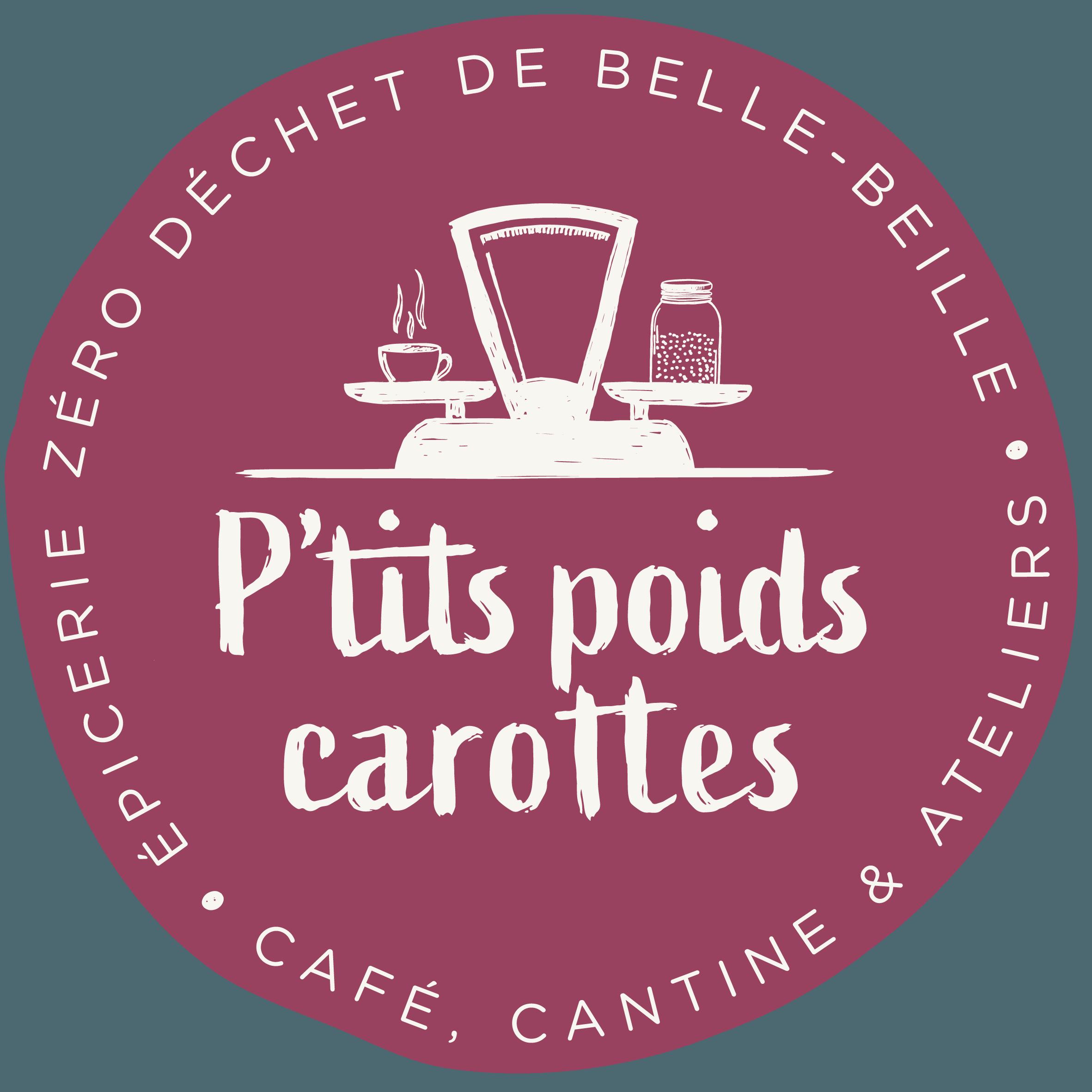 Epicerie vrac zéro déchet à Angers - P'tits poids carottes
